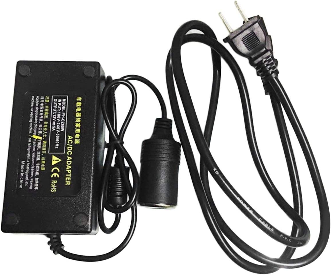Tree-on-Life DC 12V 2A Adaptador de CA Transformador de Fuente de alimentaci/ón para 5050 5630 3528 Tira de LED Cargador de la UE para Tableta Adaptador de Corriente Enchufe Negro de EE UU.