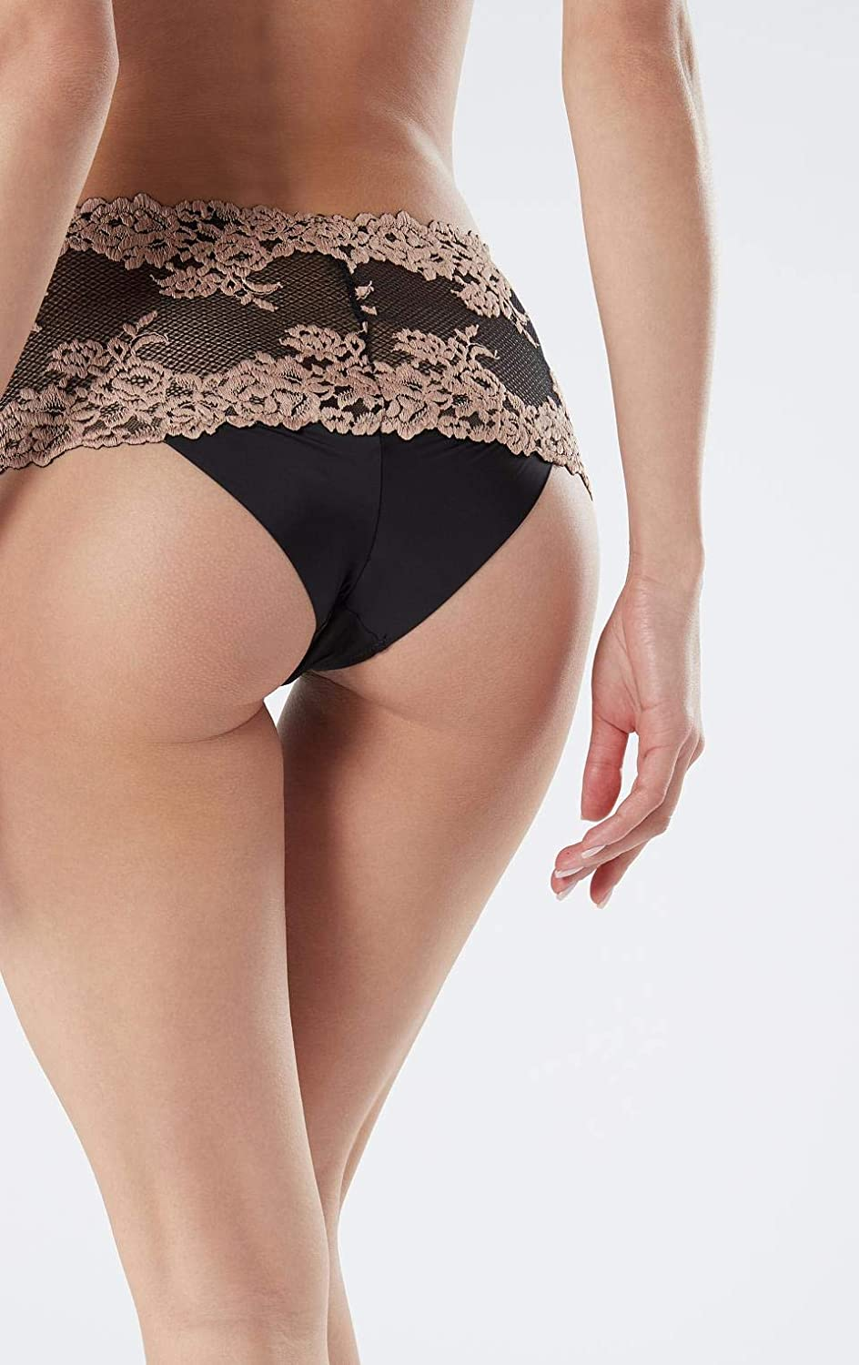 Intimissimi Femme Shorty /à Coupe Tanga Pretty Flowers