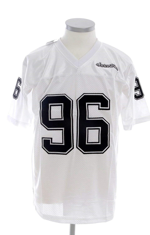 scarcewear weiß 96NFL Mesh Jersey Größe L