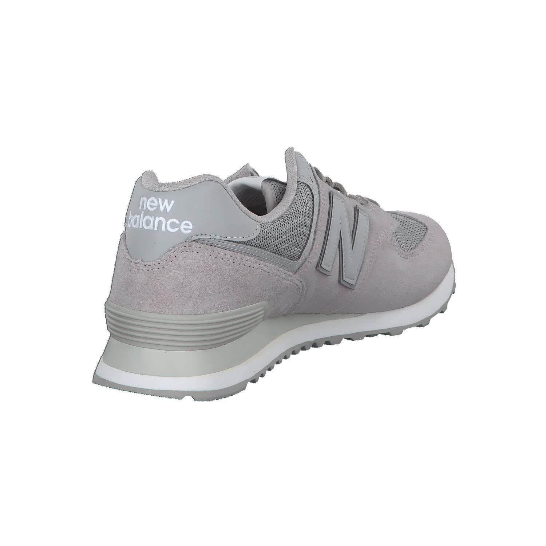 New New New Balance Herren Ml574E Sneaker, grau 4496ec