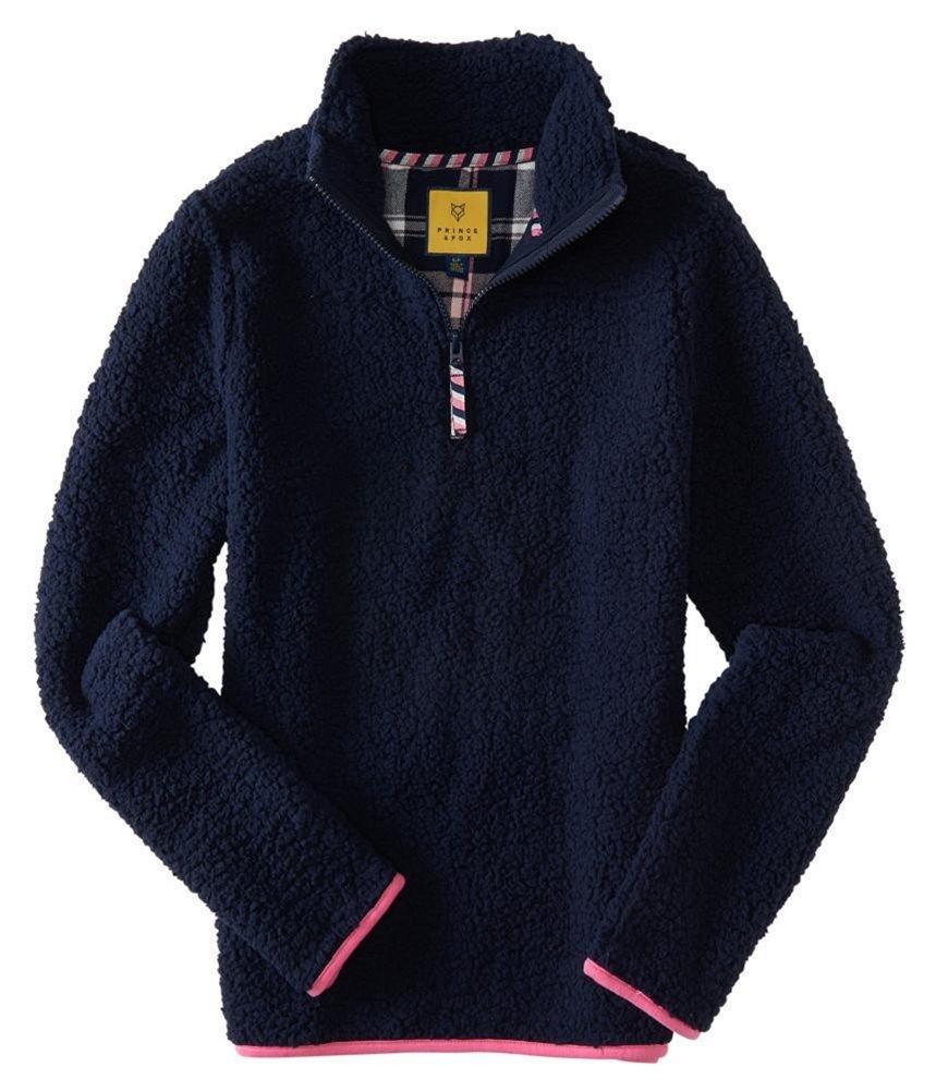 Aeropostale Womens Bear Fleece Jacket 404 XS