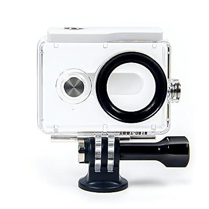 YI Carcasa Impermeable para cámara de acción (2k)