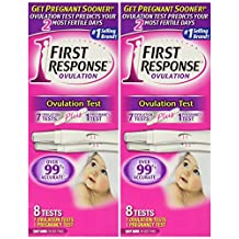 First Response Easy Read Ovulation Test 7 Tests - 2 Packs