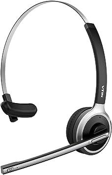 Auriculares Bluetooth 4.1 de Diadema Inalámbrico de VicTsing , Con micrófono incorporado, Manos libres y Cancelación de
