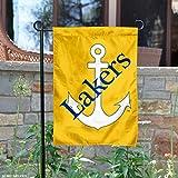 Lake Superior State Lakers Garden Flag