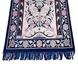 Sajda Rugs Best Quality Prayer Rug Janamaz Sajadah Namaz Sajjadah Ramadan Eid Gifts Prayer Mat Made in Turkey