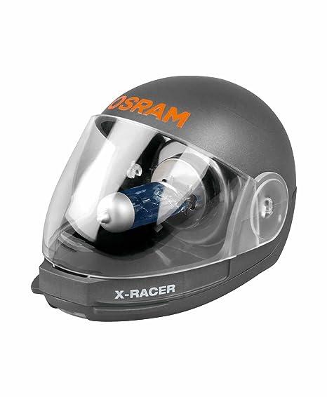 Osram 64193XR-02B X- Racer H4, Lámpara Halógena para Faro de Motos, 12V, 60/55W, Casquillo P43T, Embalaje Blister Doble: Amazon.es: Coche y moto