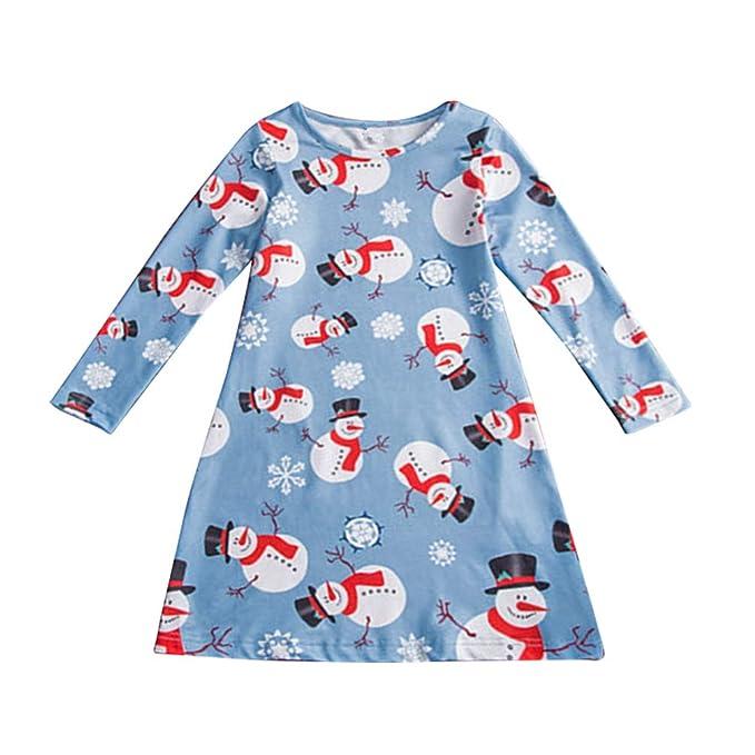 d385b599fc93 Jitong Vestito Bambina Natale