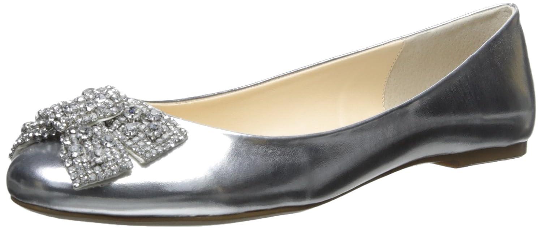 Silver Metallic Betsey Johnson bluee Women's SB Ever Ballet Flat