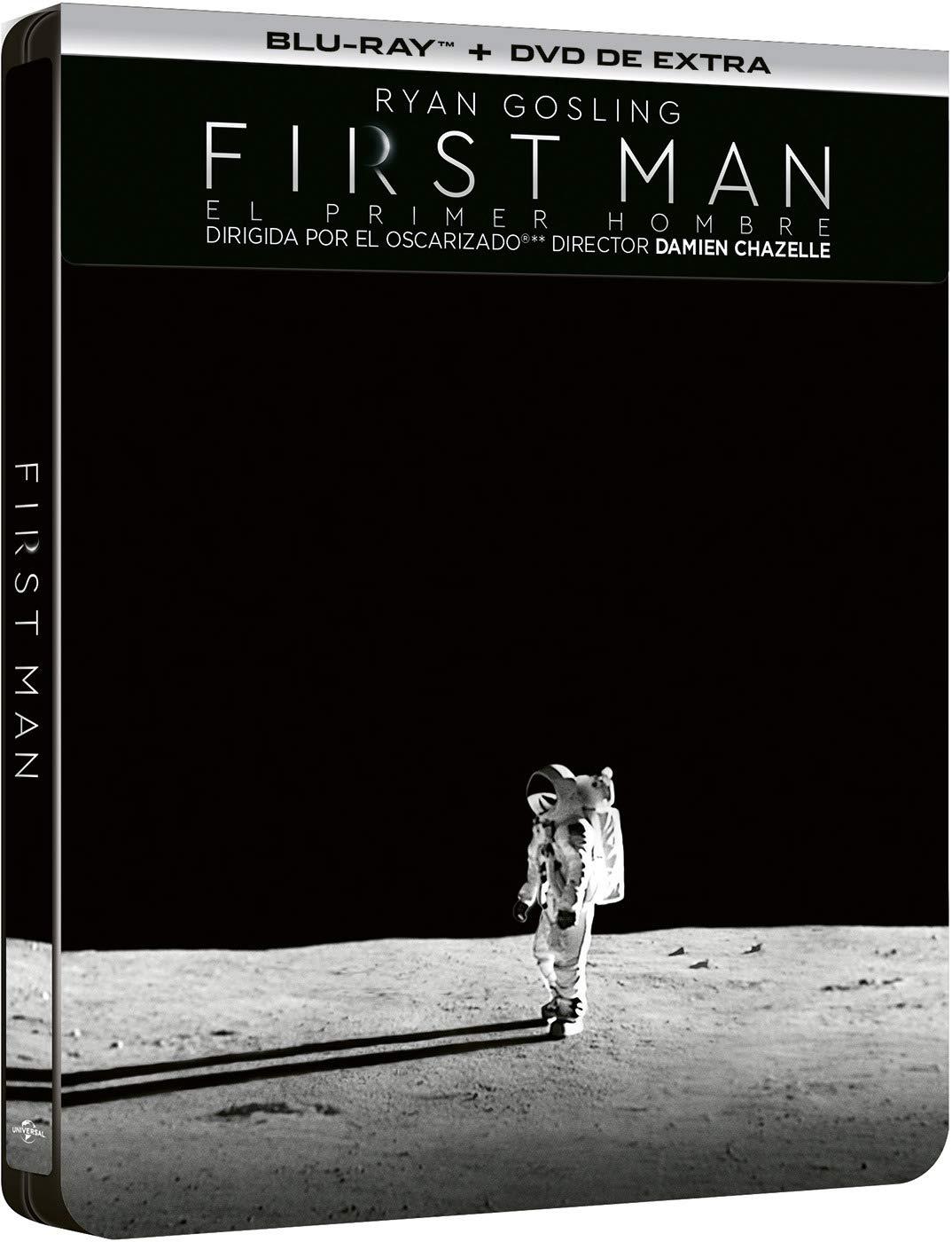 First Man: El Primer Hombre - Edición Especial Metal Limitada Blu ...