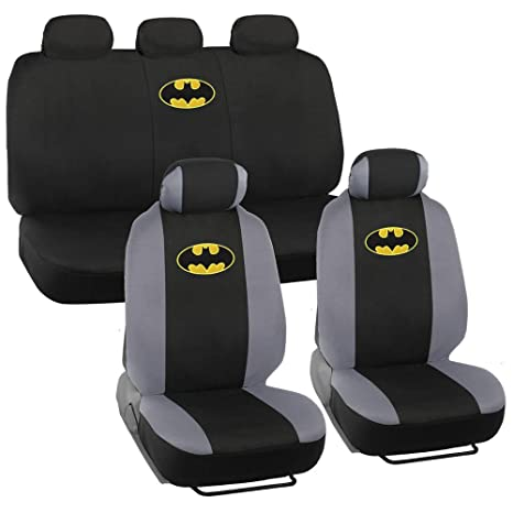 Original Batman Seat Covers For Car SUV