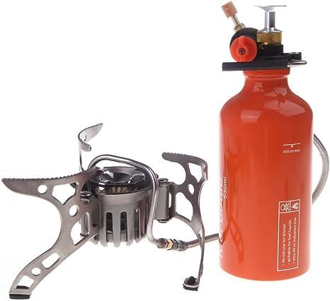 BRS-8 A aceite/gas Multi-uso estufa cocina estufa Camping ...
