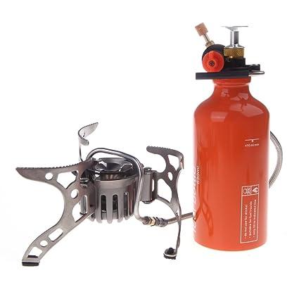 BRS-8 A aceite/gas Multi-uso estufa cocina estufa Camping estufa