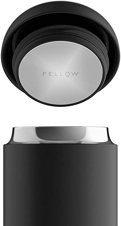 Fellow Carter Coffee Mug Stainless steel taste ceramic coating travel mug BPA free thermos Leak_Proof travel mug thermo cup