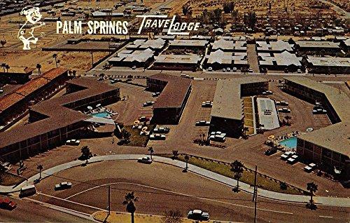 palm-springs-california-travelodge-aerial-view-vintage-postcard-k37301