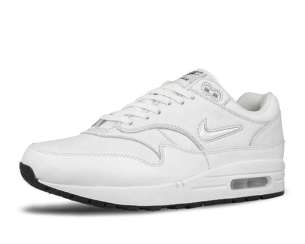 Nike , Damen Turnschuhe Weiß Weiß Dark Obsidian