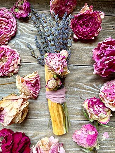 (Palo Santo Floral Incense Bundle)