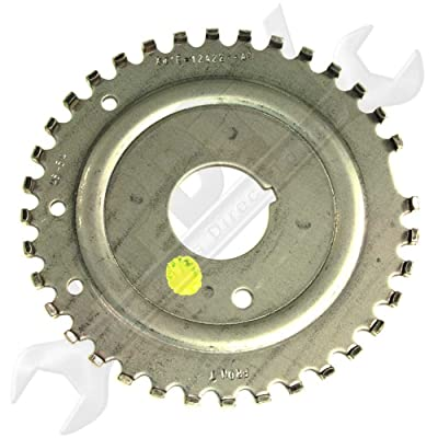 Xw1z12a227ac Exciter Timing / Tone Wheel Ring Crankshaft: Automotive