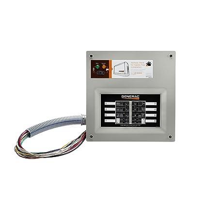 amazon com generac 9854 homelink 50 amp indoor pre wired rh amazon com