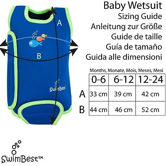0a9601227 Swimbest Traje de baño Baby
