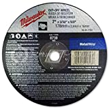 Milwaukee 5 Pack - 7 Inch Cut Off Blades For