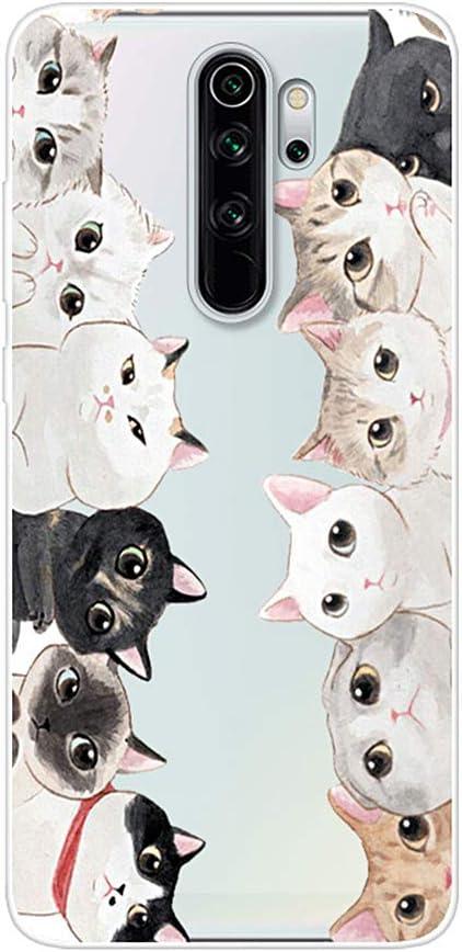 Felfy Kompatibel mit Huawei P Smart 2019 H/ülle,Kristall Klar Transparente Durchsichtig Case Cover Handyh/ülle Bunt Mode Muster Weich TPU Silikon Schlank Backcover Schutzh/ülle Tasche Etui Panda