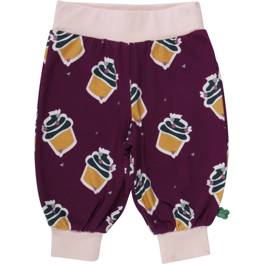 Pantaloni Bimba Freds World by Green Cotton Cupcake Pants