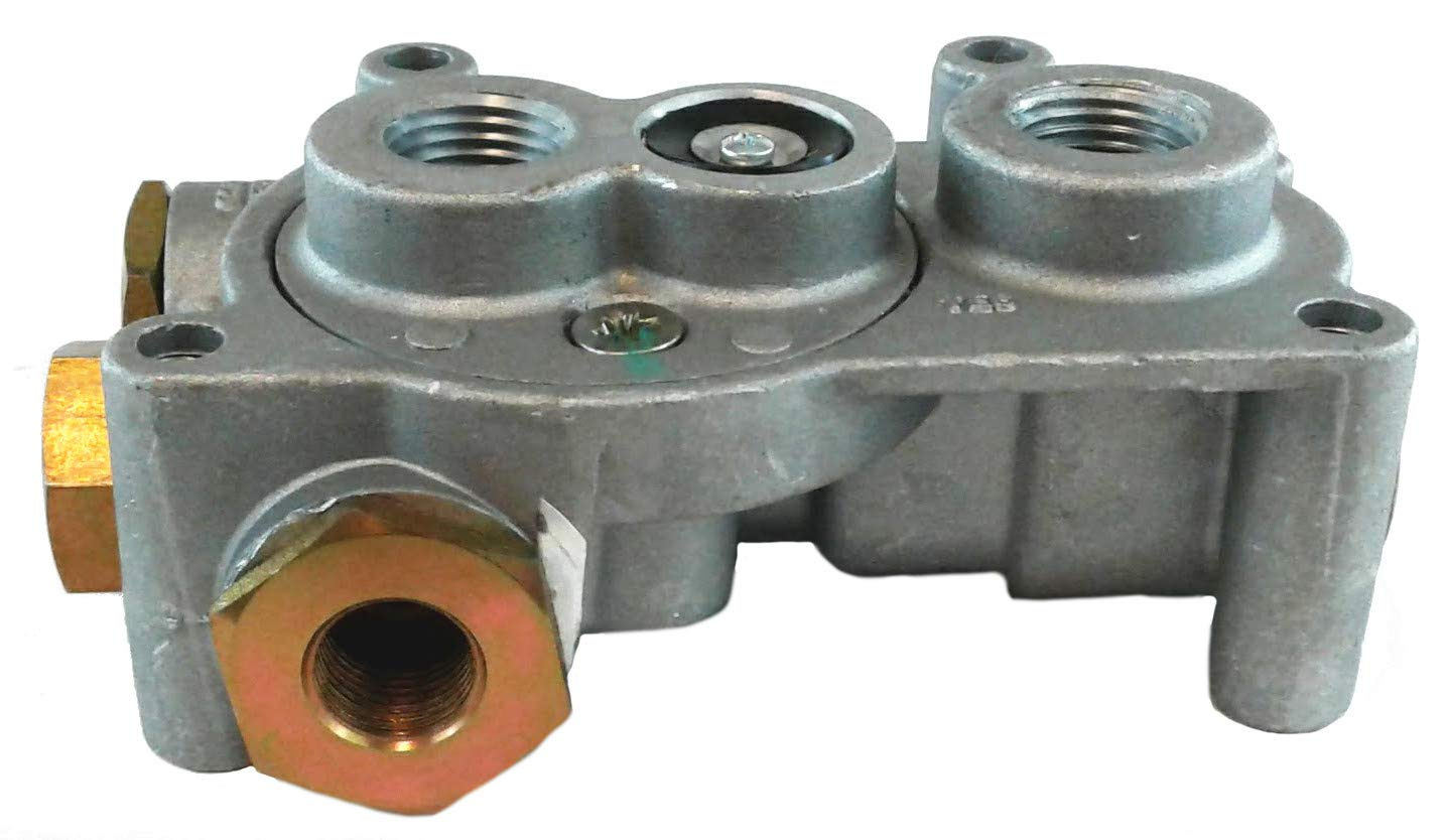 TP-5 Tractor Protection Air Brake Valve for Heavy Duty Big Rigs