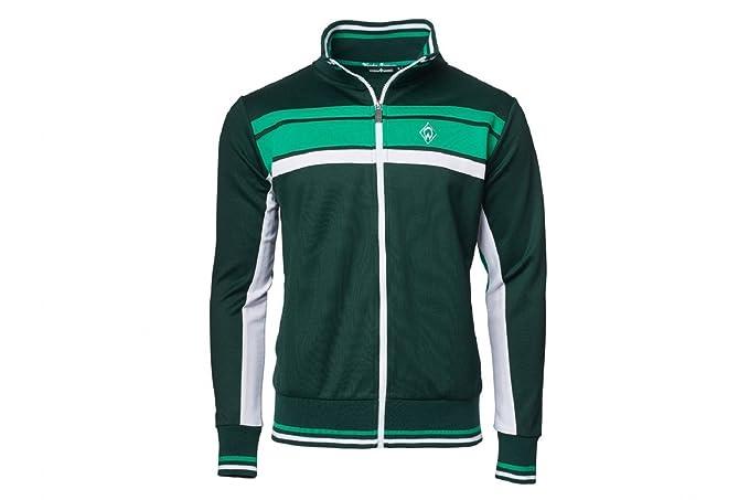 Unbekannt SV Werder Bremen Retro Raute Trackjacket (XL, Dunkelgrün Weiß Grün)   Amazon.de  Sport   Freizeit 0211f82082