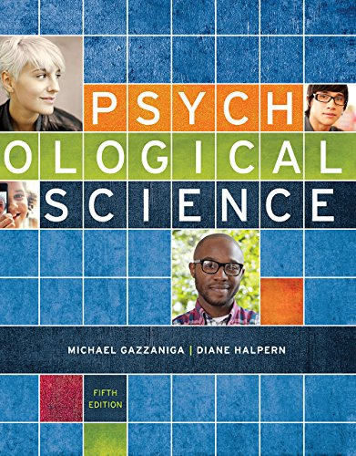 393937496 - Psychological Science (Fifth Edition)