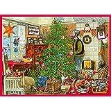 Weihnachten mit Pettersson und Findus: Adventskalender