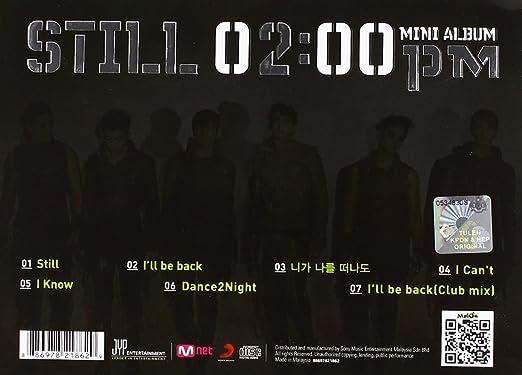 2PM - Still 02:00PM - Amazon com Music