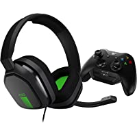 ASTRO Gaming A10 Gaming Headset + MixAmp M60 voor op Controller, ASTRO Audio, Dolby ATMOS, Game/Voice Balance Control…