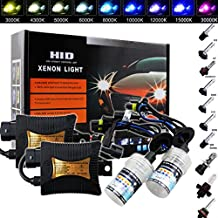 Excellent 6000K Car Vehicle 12V 55W Xenon HID Conversion Kit 9006 Headlight