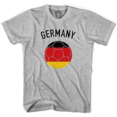 f9d46e30c Amazon.com  Ultras Germany Soccer Ball T-Shirt  Clothing