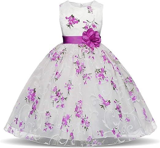 Vestido de traje de princesa Vestido para niñas Princesa Vestido ...
