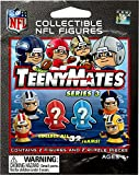 TeenyMates Collectible NFL Figures - Series 3 (Contains 2 Figures and 2 Puzzle Pieces)