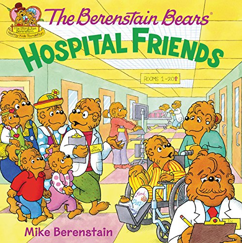 Berenstain Bears Hospital Friends product image