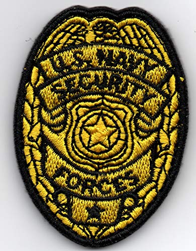 Patch U S Security Forces Gold Army Star Police Cop Us Ranger Army Shirt Bag Thick Emblem Patrol Shoulder New Badge Moto Vest Harley Owner Polo Jacket T-Shirt Embroidered Applique Sew On Bestdealhere