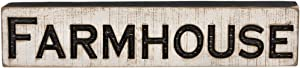 Primitives by Kathy 35247 Rustic-Inspired Carved Sign, Farmhouse