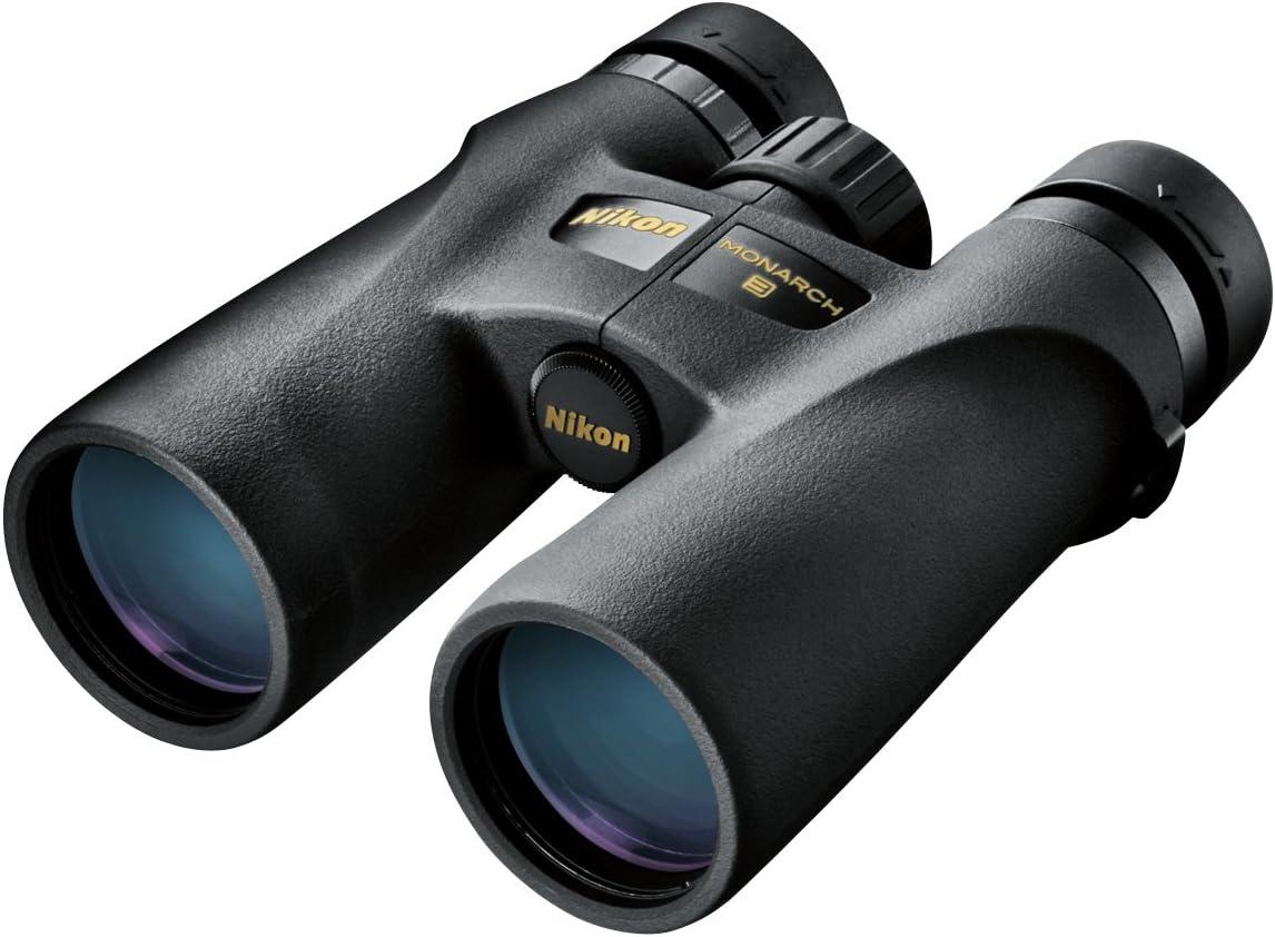 Nikon 7541 MONARCH 3 10×42 Binocular Black