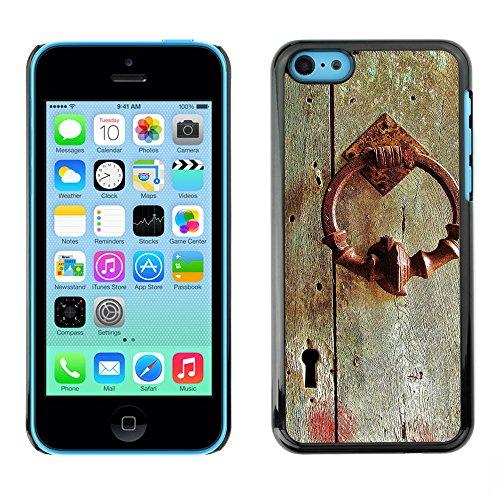 Premio Sottile Slim Cassa Custodia Case Cover Shell // F00012101 porte // Apple iPhone 5C