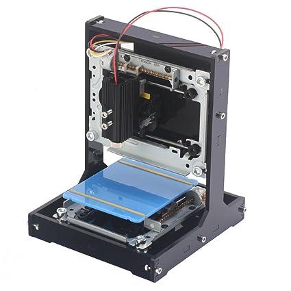 demeuble @ 500 mW Mini máquina de grabado láser USB Impresora láser automático tuercas grabadora,
