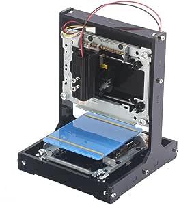 demeuble @ 500 mW Mini máquina de grabado láser USB Impresora láser automático tuercas grabadora, calentador para dibujar (, localizador, plotter, mesa traçante tuercas Photo CNC impresora de lectura, abrecartas, Mini tuercas