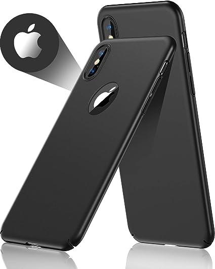 AS1 IPhone XS//x Kikko negro caso Slim