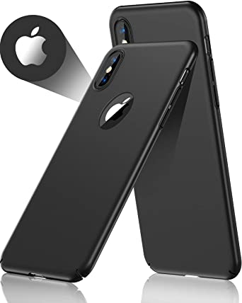 iphone xs thin hard case