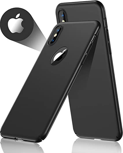 factory price aa01a 48bc9 CASEKOO iPhone Xs Max Case Slim Fit Ultra Thin Hard Plastic Cover Matte  Finish with Great Grip Compatible with iPhone Xs Max 6.5 inch ONLY [Shell  ...