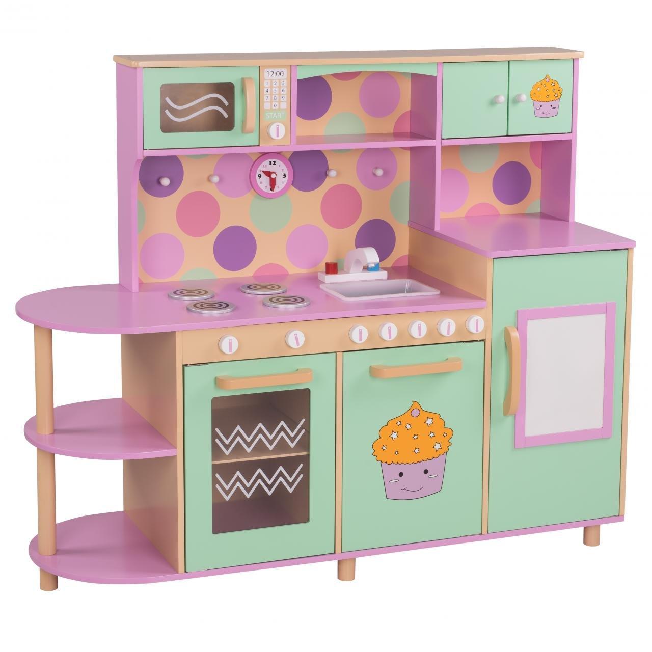 Schön Kinderküche Froggy Kinderspielküche Spielküche Holzspielküche  Spielzeugküche Holzküche Holz Küche: Amazon.de: Baby