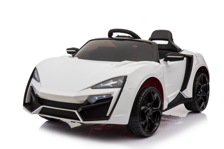 ES-TOYS Kinderfahrzeug - Elektro Auto Concept 88