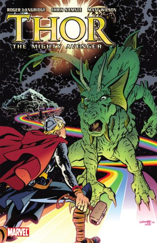 Thor: The Mighty Avenger, Vol. 2